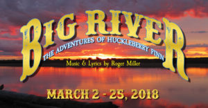 Cast List for BIG RIVER