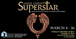 CAST LIST for Jesus Christ Superstar