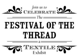 Festival of the Thread & MT Shakespeare in the Parks