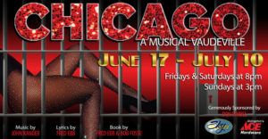 Cast List for CHICAGO