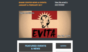 🎭 FEATURED Events & News for YOU 📆