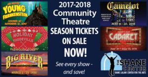 Season Tickets ON SALE!